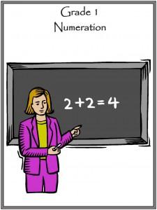 Math - Grade 1 - Computation - Unit 1