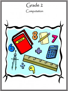 Math - Grade 2 - Computation - Unit 1